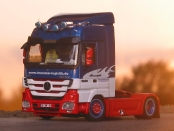 MB Actros 3 Lowliner ZGM