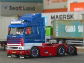 Scania Streamline Containersattelzug