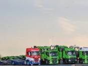 TRANSMAR erweitert Lkw-Transportsektor